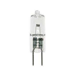 Ampoule Sous Capsule Sylvania, Brl, G6.35, 50W, 12V, 2400K, 50H