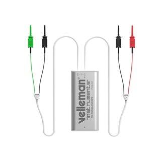 Mini Oscilloscope À 2 Canaux Pour Pc Avec Connexion Usb