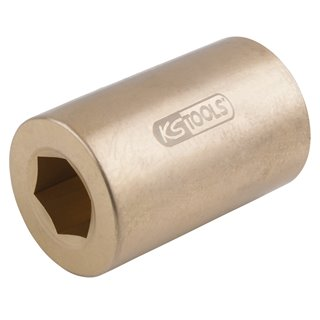 Douille 6 pans BRONZEplus 70mm, 85mm