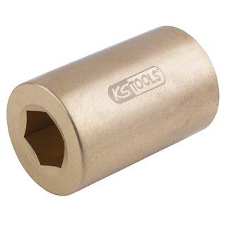 Douille 6 pans BRONZEplus 2.5/8'', 75mm