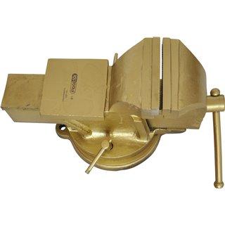 Etau à mors parallèles BRONZEplus 130-125mm