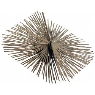 Hérisson avec anneau carré acier - Filetage femelle standard Ø 12 mm - 250 x 250