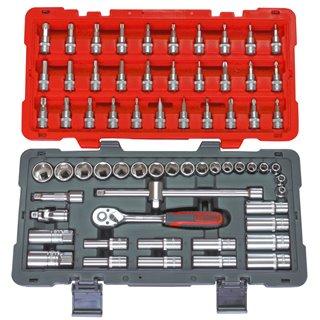 Coffret de douilles et accessoires ULTIMATE® 3/8'', 66 pièces