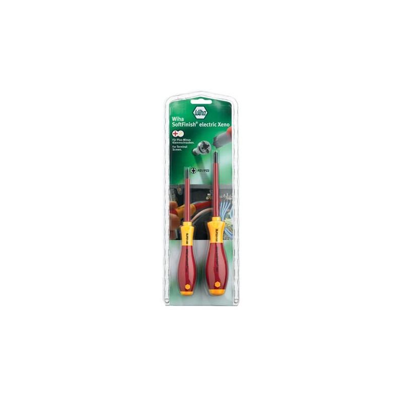 3201/K12 Wiha Tournevis SoftFinish electric 12/pi/èces 1/pi/èce