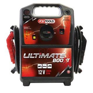 Booster à batterie 12V - 2500 A