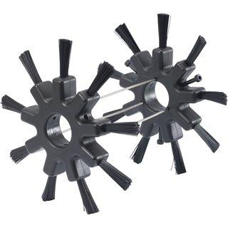 Brosse du 550.5805 pour tuyau de canalisation de diamètre 100 mm