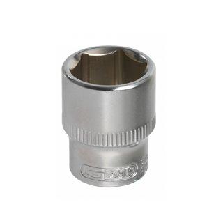 Douilles traversantes RING-STOP, 12 pans, 8 mm