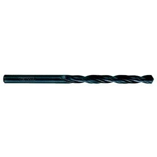 Lot de 10 forets HSS laminés pour métal 9,5mm