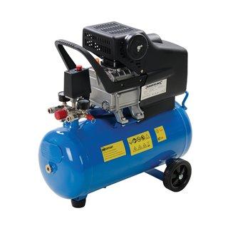 Compresseur d'air 2 ch, 1 500 W - 24 L