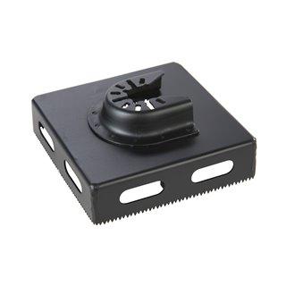 Scie-cloche carrée pour outil multifonction - Forme carrée