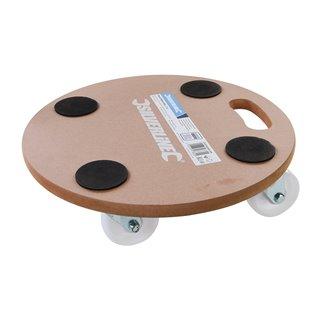 Chariot-plateforme de forme circulaire - 250 kg