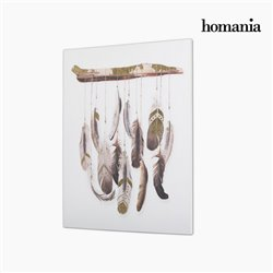 Tableau plumes by Homania