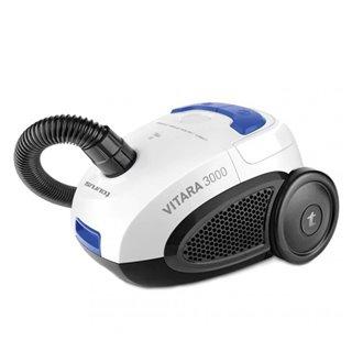 Aspirateur à sacs Taurus Vitara 3000 New 2 L 800W 80 dB (B) Noir Bleu Blanc