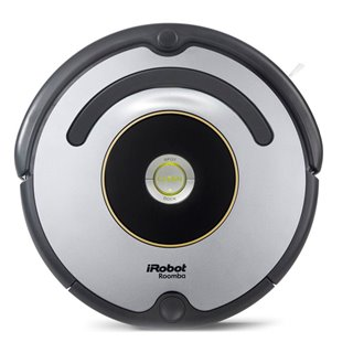 Aspirateur robot Roomba 616 iAdapt™ AeroVac™ Dirt Detect 0,42 L 33 W 61 dB