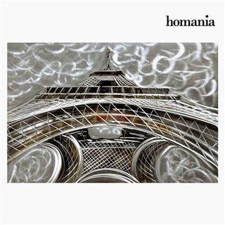 Cadre Huile Paris (80 x 120 cm) by Homania