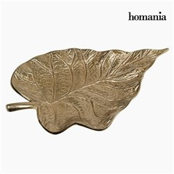 Centre de Table Volet Champagne - Collection Autumn by Homania