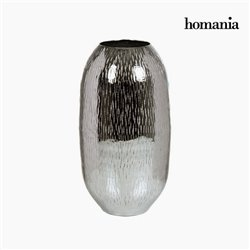 Vase Argenté - Collection New York by Homania