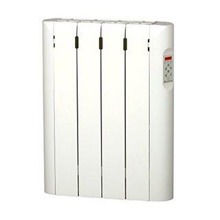 Emetteur Thermique Numérique Fluide (4 modules) Haverland RC4E 500W Blanc