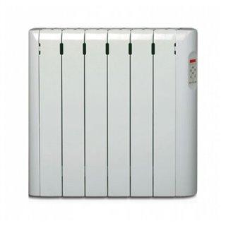 Emetteur Thermique Numérique Fluide (6 modules) Haverland RC6E 750W Blanc