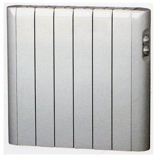 Emetteur Thermique Numérique Fluide (6 modules) Haverland RC8E 1000W Blanc