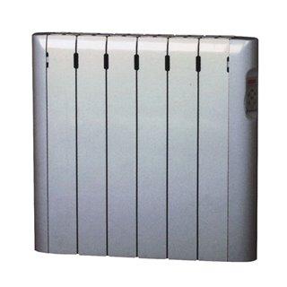Emetteur Thermique Numérique Fluide (6 modules) Haverland RC12E 1500W Blanc