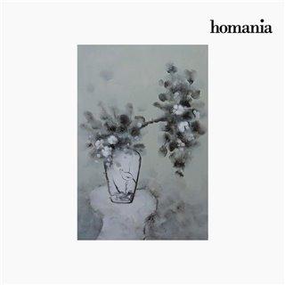 Cadre Huile (60 x 4 x 90 cm) by Homania