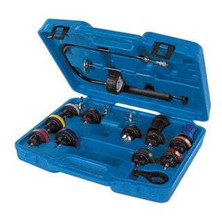Kit de test de pression de radiateur, 18 pcs - 18 pcs