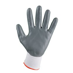 Gants de protection respirants en Nitrile, M
