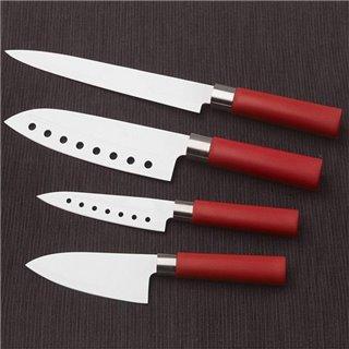 Couteau Japonais avec des Trous Samurai Blade