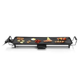 Plancha Électrique de Cuisine Tristar BP2647PR 2000W Noir