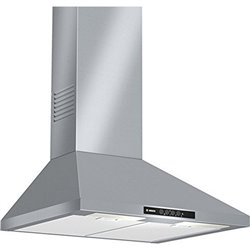 Hotte standard BOSCH DWW06W650 60 cm 650 m3/h 69 dB 235W Acier inoxydable