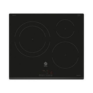 Plaque à Induction Balay 3EB865FR 60 cm Noir (3 zones de cuisson)