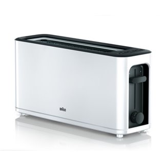 Grille-pain Braun HT3100WH 1000W Blanc