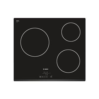 Plaques vitro-céramiques BOSCH PKM631B17E 5700W 60 cm Noir