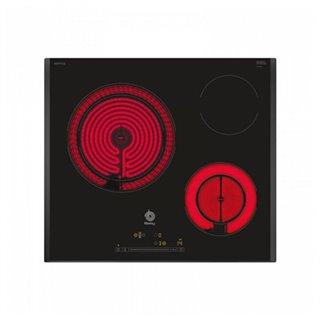 Plaques vitro-céramiques Balay 219577 5750W 60 cm Noir