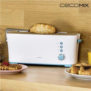 Grille-Pain Cecomix Taste 1 L 3028 1000W