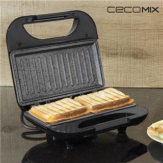 Grille-Sandwichs Cecomix Square 3030 750W