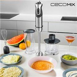 Mixeur Manuel Multifonction Cecomix Titanium Full 4062 1000W