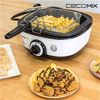 Robot de Cuisine Cecomix 8 en 1 4033 5 L 1300W