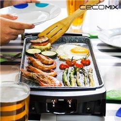 Plancha de Cuisine Cecomix Rock 2000 3045 1600W