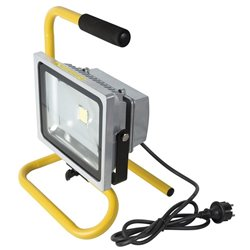 Projecteur à LED 30w 2250 lumens portable  ...