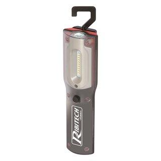 Lampe torche ultra resistante avec aimant puissant tient 5 positions..