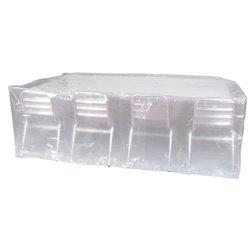 """Housse """"ECOplatinium"""" 90gr/m2, 200x100xH80cm pour table rectangulaire .."""