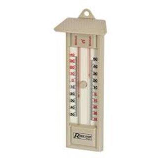 Thermomètre MINI / MAXI ±H230x80mm..