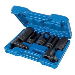Kit de douilles pour sondes lambda et injecteurs,  7 pcs - 7 pcs