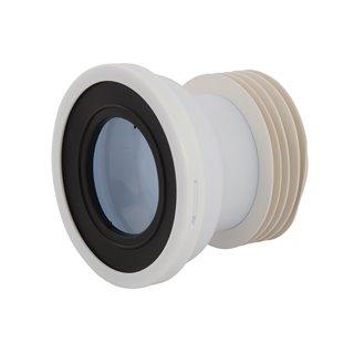 Sortie de WC droite - Diam. 110 mm