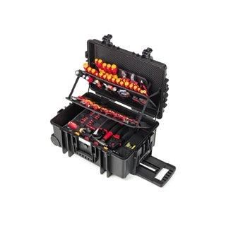 Wiha - Jeu D'Outils Électricien Competence Xxl - 115 Pcs - 9300-704