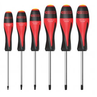 Jeu de 6 tournevis ULTIMATE®, TORX®