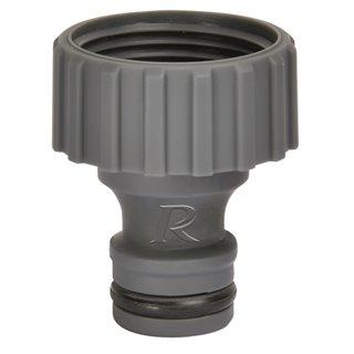 """Nez de robinet fil.F  3/4"""" avec collerette et display box"""