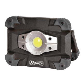 Projecteur LED 10w, portable à batterie antichoc à 3 m